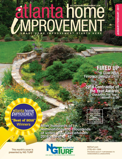 Atlanta Home Improvement Jan-Feb 2017