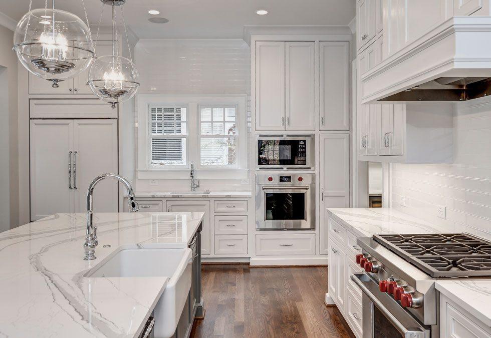 Va highland kitchen detail j thomas designs - Highlands designs custom kitchen cabinets ...